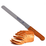 Serrated Knife Large - bakeware bake house kitchenware bakers supplies baking