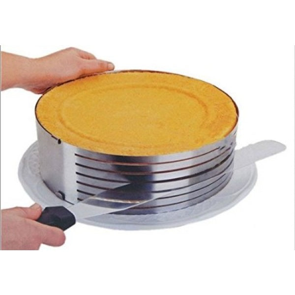 7 Layer Cake Slicer Small - bakeware bake house kitchenware bakers supplies baking