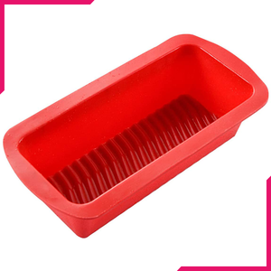 Silicone Bread Loaf Pan - bakeware bake house kitchenware bakers supplies baking