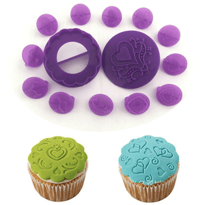 Cupcake Decorating Set 14 Pcs
