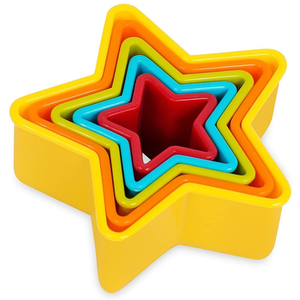Cookie Cutter Star Shape - bakeware bake house kitchenware bakers supplies baking