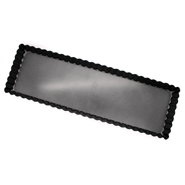 Pie Pans Removable Lid Rectangle Shaped
