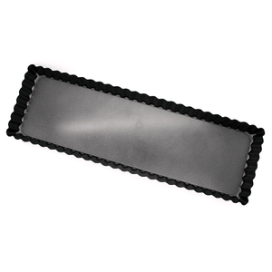 Pie Pans Removable Lid Rectangle Shaped - bakeware bake house kitchenware bakers supplies baking