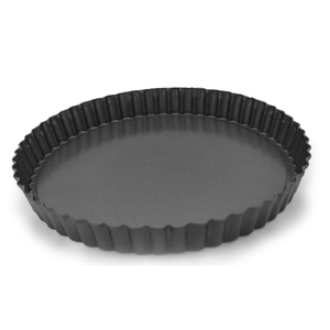 Pie Pans Removable Lid Round Shaped - bakeware bake house kitchenware bakers supplies baking
