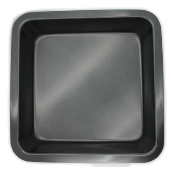 Cake Dish Square Small - bakeware bake house kitchenware bakers supplies baking