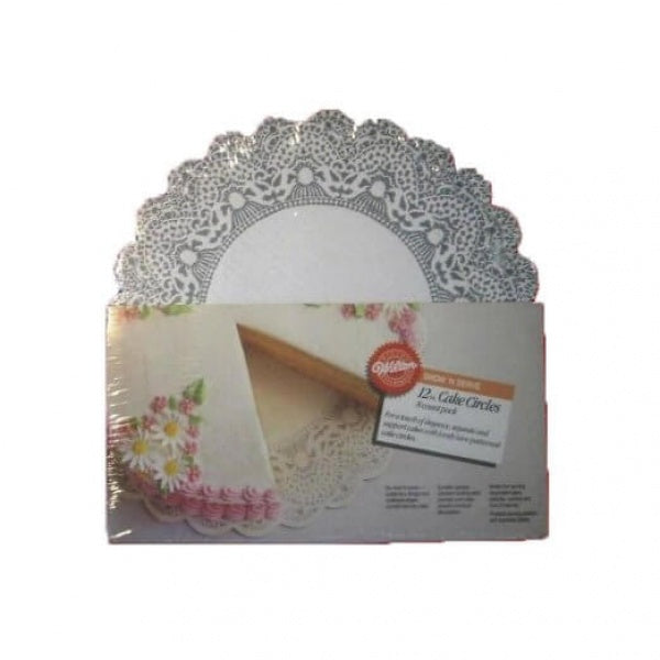 Wilton Show N Serve Cake Boards 12in. - 8 Pcs