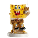 Sponge Bob Candle - bakeware bake house kitchenware bakers supplies baking