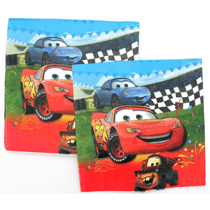 Cars Napkin - bakeware bake house kitchenware bakers supplies baking