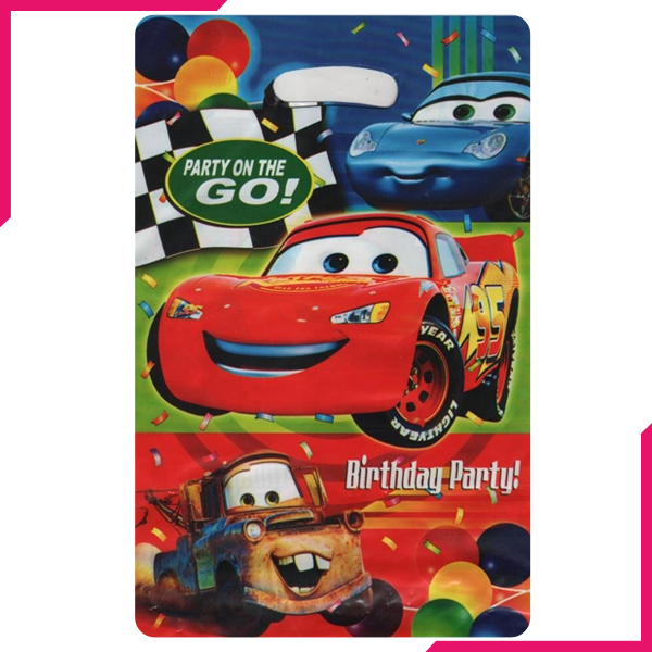 Cars Party Bags - bakeware bake house kitchenware bakers supplies baking
