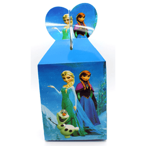 Frozen Favor Box - bakeware bake house kitchenware bakers supplies baking