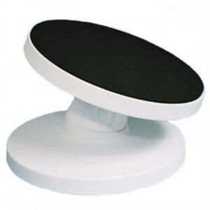 Revolving Cake Stand Tilt & rotate - bakeware bake house kitchenware bakers supplies baking