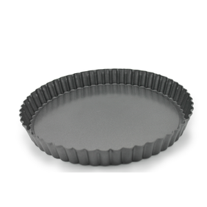 Pie Pans Removable Lid ( Round ) - Small - bakeware bake house kitchenware bakers supplies baking
