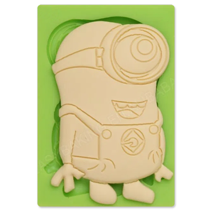 Stuart Minions Silicone Mould - bakeware bake house kitchenware bakers supplies baking
