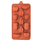 Chocolate Mould Fruits - bakeware bake house kitchenware bakers supplies baking