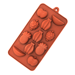 Chocolate Mould Fruits