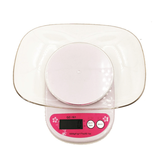 Digital Kitchen Scale QZ 161 - bakeware bake house kitchenware bakers supplies baking