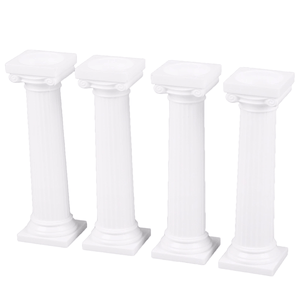 Cake Stacking Pillars