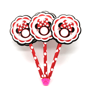 Cupcake Toppers Minnie Mouse