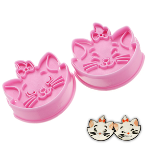 Cat Cookie Cutters Mold
