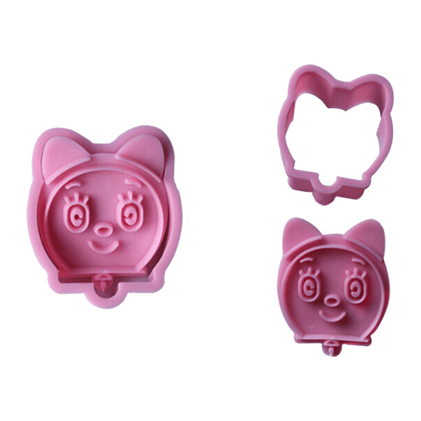 Doraemon Cookie Cutters Mold