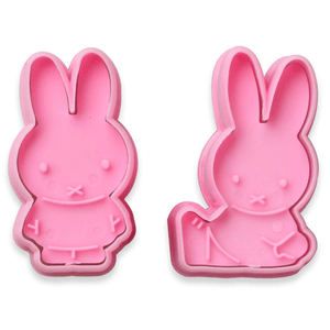 Rabbit Cookie Cutters Mold