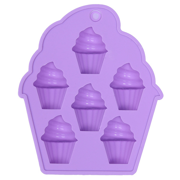 Ice Cream Shaped Silicone Chocolate Mold - bakeware bake house kitchenware bakers supplies baking