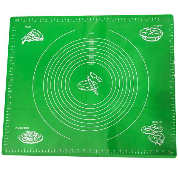 Silicone Working Mat Large 50 x 60 Cm - bakeware bake house kitchenware bakers supplies baking