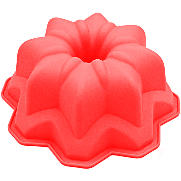 Silicone Pudding Mould Large - bakeware bake house kitchenware bakers supplies baking