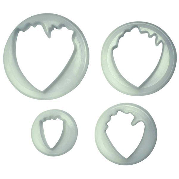 Peony Flower Cookie Cutter Set - bakeware bake house kitchenware bakers supplies baking
