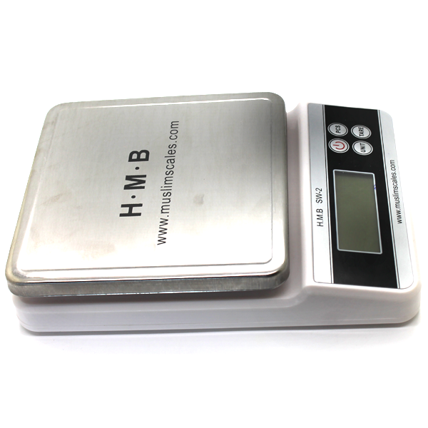Digital Weighing Scale SW-2 - bakeware bake house kitchenware bakers supplies baking
