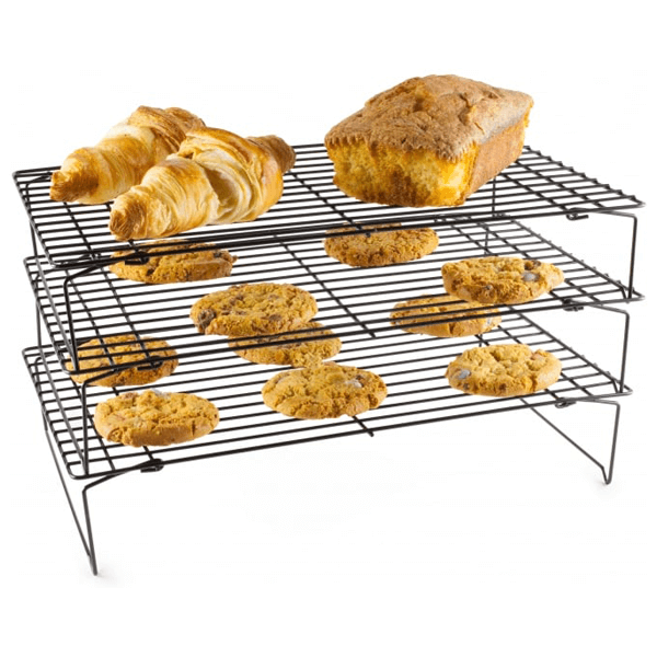 3 Tier Cooling Rack - bakeware bake house kitchenware bakers supplies baking