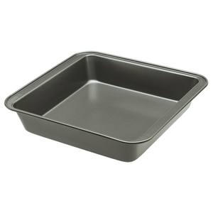 Non-Stick Baking Pan Square 9 Inches - bakeware bake house kitchenware bakers supplies baking