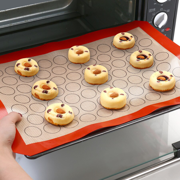 Silicone Baking Mat 23x15 Inches - bakeware bake house kitchenware bakers supplies baking