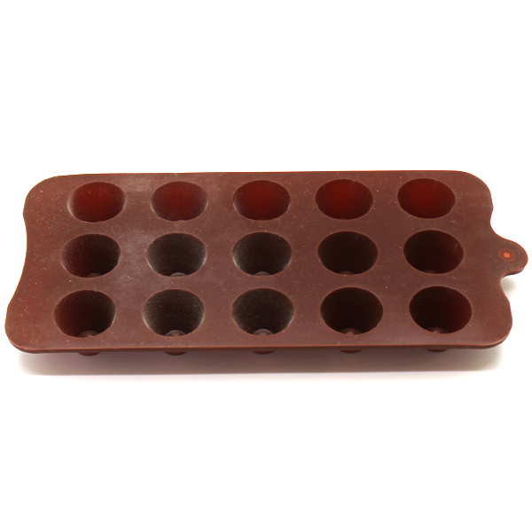 Silicone chocolate mold volcano - bakeware bake house kitchenware bakers supplies baking
