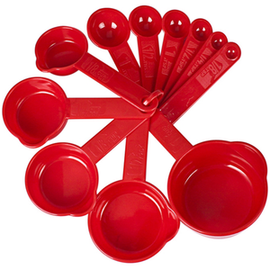 Measuring Cups & Spoons Set 11Pcs