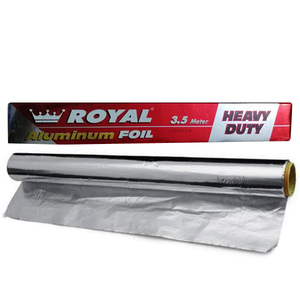 Royal Aluminum Foil 3.5 Meter - bakeware bake house kitchenware bakers supplies baking