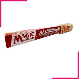 Magic Wrap Aluminum Foil 5 Meter - bakeware bake house kitchenware bakers supplies baking