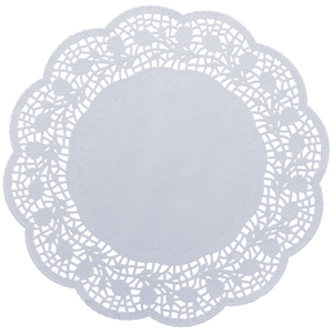 "Doilies Baking Paper Mat 7.5"" 19cm - bakeware bake house kitchenware bakers supplies baking"