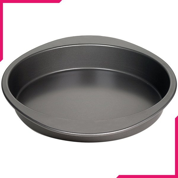 Nonstick Cake Pan Round - bakeware bake house kitchenware bakers supplies baking