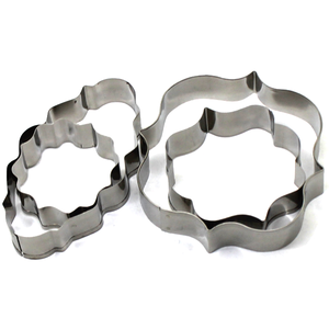 Cookie Cutter Steel Set -Vintage Frame