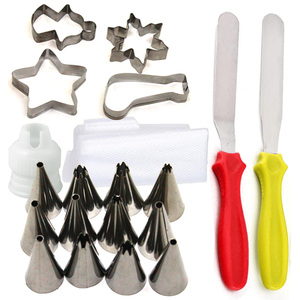 Cake/Cookie Decorating Tool Set - bakeware bake house kitchenware bakers supplies baking