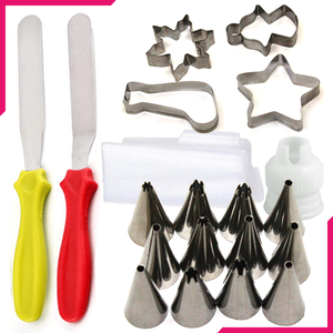 Cake/Cookie Decorating Tool Set