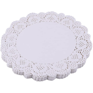 Doilies Baking Paper Mat 13Inches - bakeware bake house kitchenware bakers supplies baking