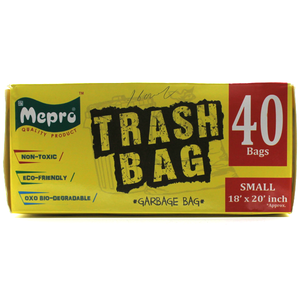 Mepro Trash Bag Garbage Small