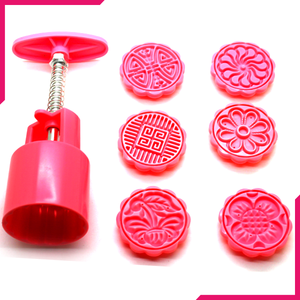 Fondant Decorative Punch Set