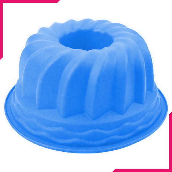 Silicone Mold Pudding shape - bakeware bake house kitchenware bakers supplies baking