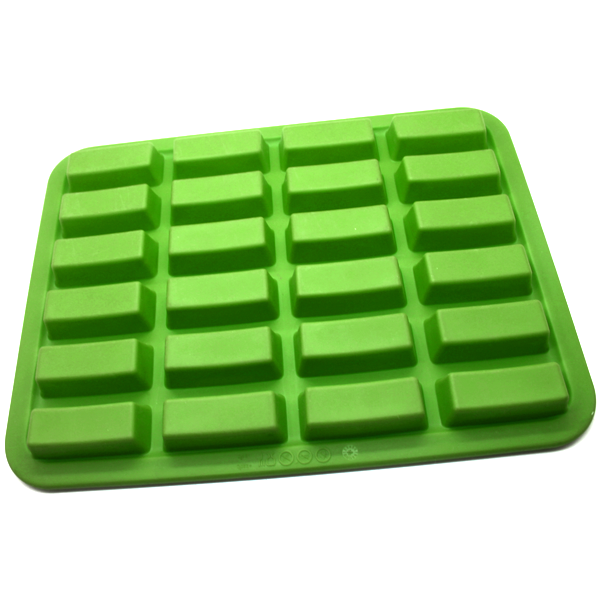 Silicone Bar Mold 24 Cavity
