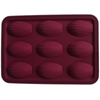 Silicone Baking Tray Shell Shape - 9 Cavity