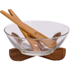 Billi Wooden Salad Bowl Set - bakeware bake house kitchenware bakers supplies baking