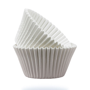 80 Pcs Paper Cake Cup Baking Mold with Coating Cupcake - bakeware bake house kitchenware bakers supplies baking